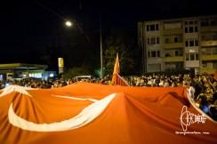 Turkish flag.