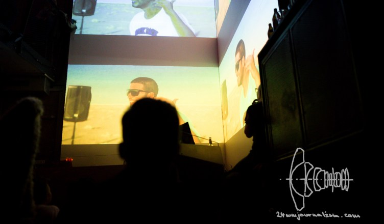 ravingiran 20161120 2 - Raving Iran – an experience of projection and DJ-set at Harry Klein