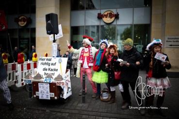 Carnevalists.