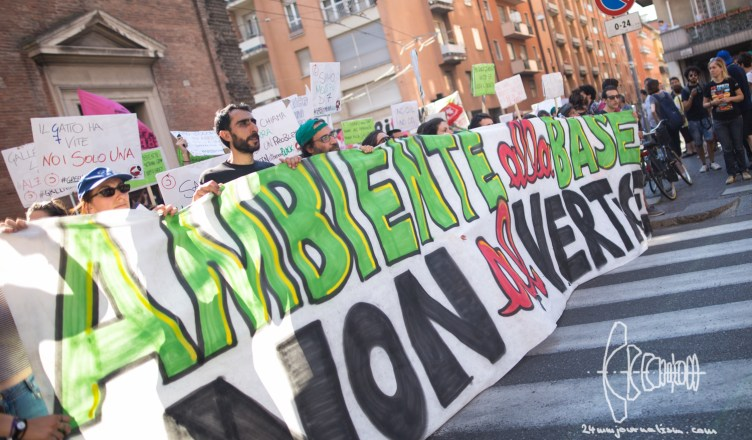 bologna 20170611 10 - Protest against G7 Ministerial Meeting on Environment in Bologna
