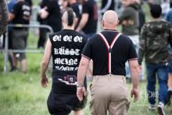 Nazi-punks and 90s skinhead neo-nazis.