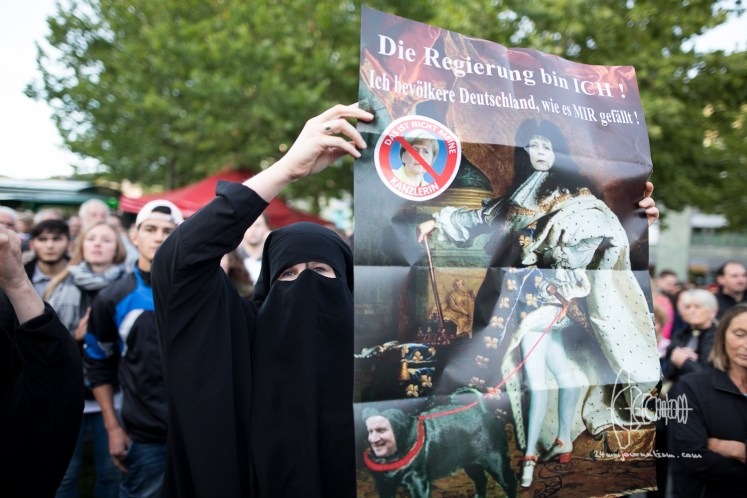 wahlkampf passau blog 20170918 9 - Elections in Germany – Rallies against Chancellor Merkel
