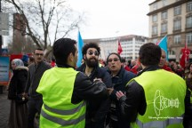 Tensions rise as Michael Stürznberger is recognized by turkish nationalists.
