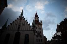 Munich Marienplatz