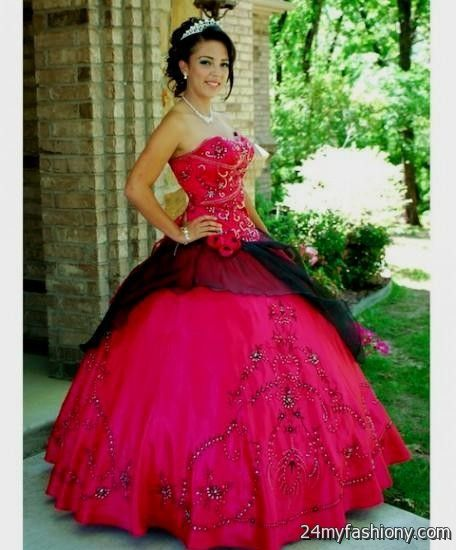hot pink quinceanera dresses tumblr 2016-2017 » B2B Fashion