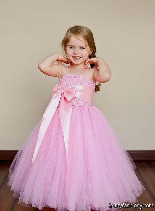 light pink dress for kids 2016-2017 » B2B Fashion
