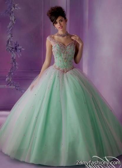seafoam green quinceanera dresses 2016-2017 » B2B Fashion