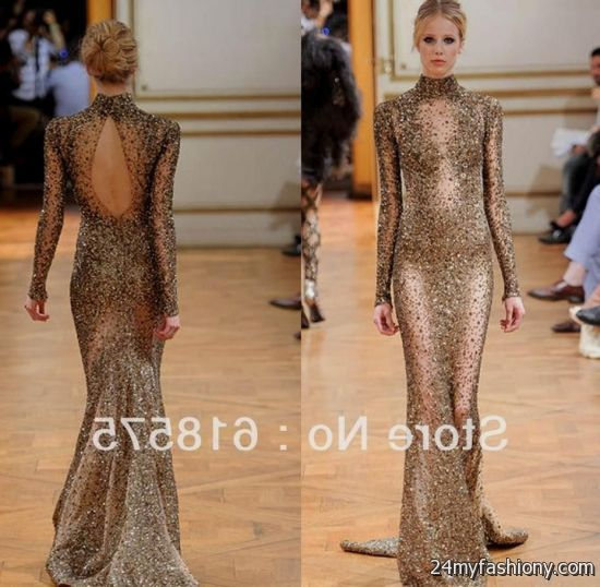 gold beaded ball gown 2016-2017 » B2B Fashion