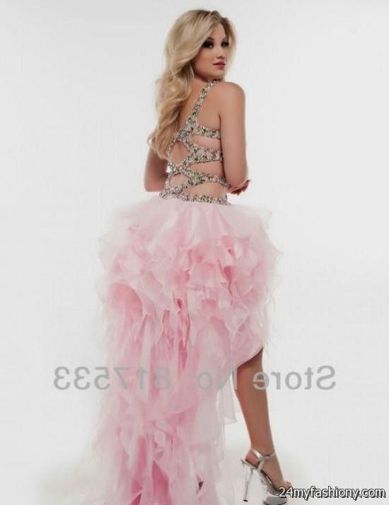 light pink prom dresses short 2016-2017 » B2B Fashion
