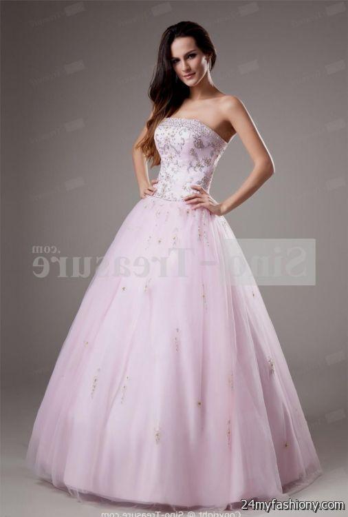 pretty light pink prom dresses 2016-2017 » B2B Fashion