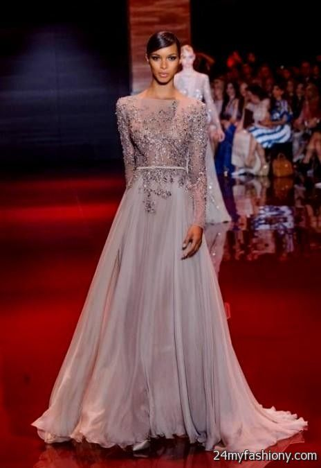 red couture evening gowns 2016-2017 » B2B Fashion