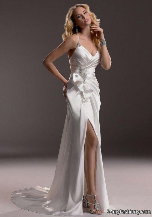 Beautiful wedding dress 2016 2017 b2b fashion for Wedding party dresses 2017