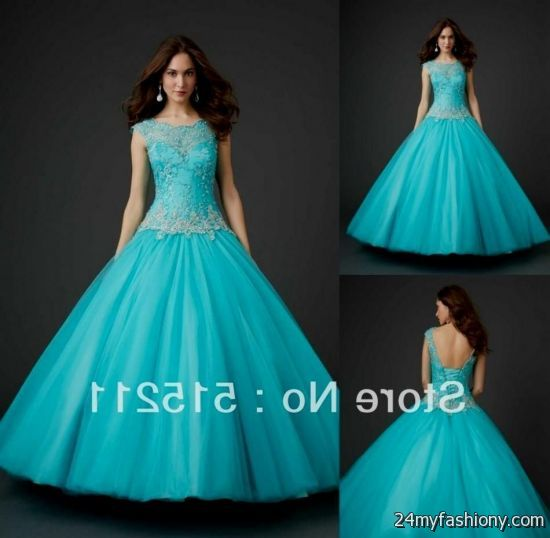 turquoise quinceanera dresses tumblr 2016-2017 » B2B Fashion