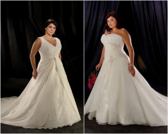 Celtic Wedding Dress Plus Size 2016-2017