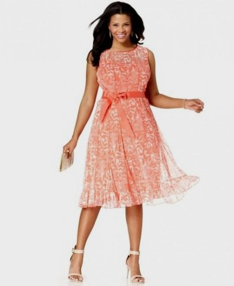 coral lace dress plus size 2016-2017 » B2B Fashion