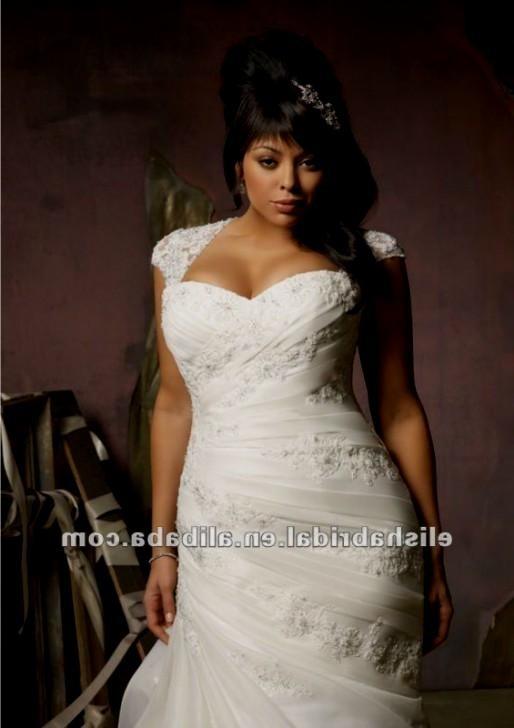 fit and flare wedding dress plus size 2016-2017 » B2B Fashion