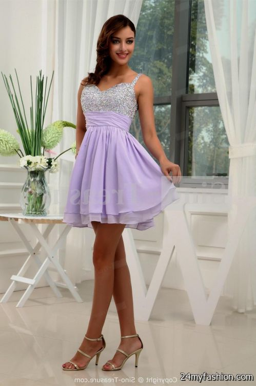 lavender dresses juniors 2016-2017 » B2B Fashion