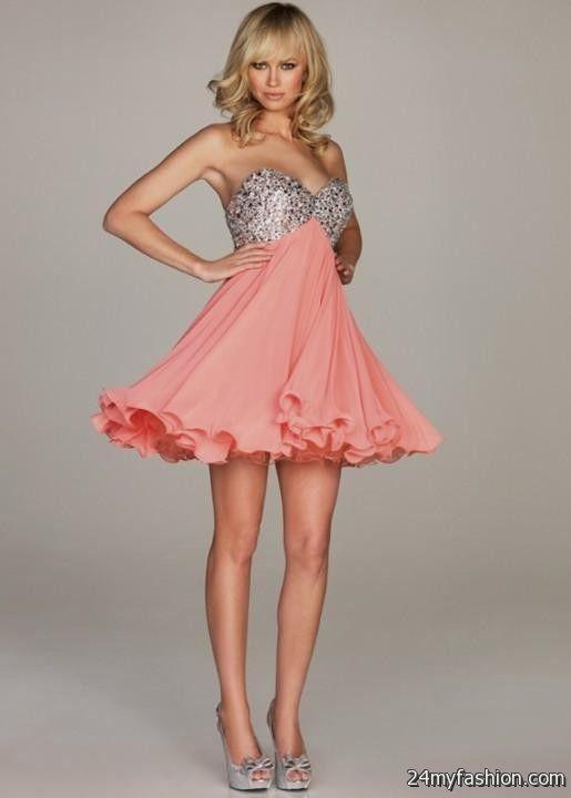 winter formal dresses for teenage girls 2016-2017 » B2B Fashion