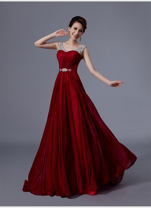2017 Red Carpet Gowns