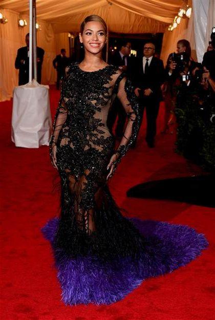 Beyonce Red Carpet Dresses 20182019 B2B Fashion