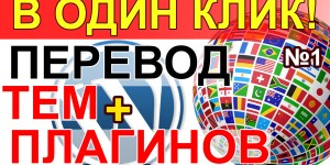 Wordpress Loco Translate и Loco перевод Automatic Translate Addon