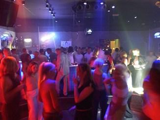 Unge fest diskotek natteliv dansk