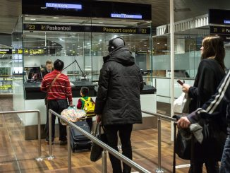 politi lufthavn kastrup paskontrol indvandrere, lufthavn, kastrup