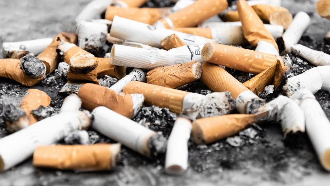 rygning cigaretter