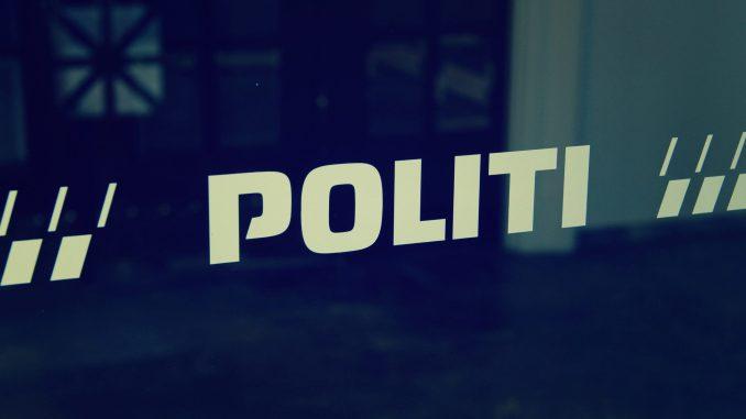 politi glas mørk