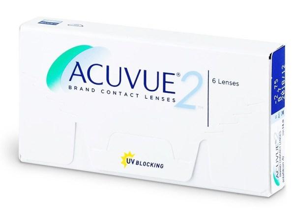 Acuvue 2 (6 lenzen)