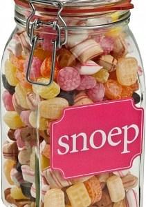 Kindly Weckpot Met Snoep