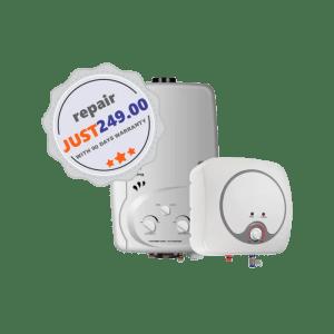 Gas geyser repair service