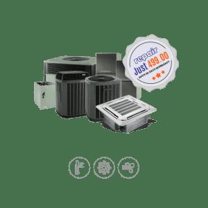 Cassette AC Repair Service