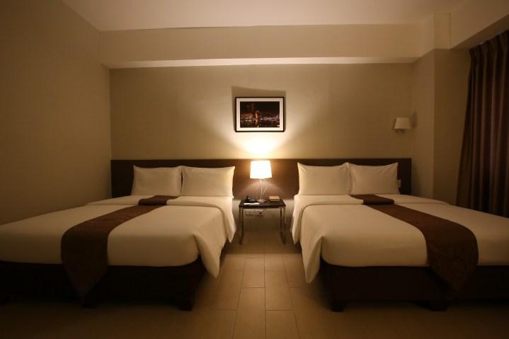 Sequoia Hotel Quezon City Standard Twin Room