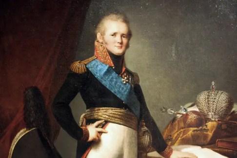 Историческое сочинение 1801 1825