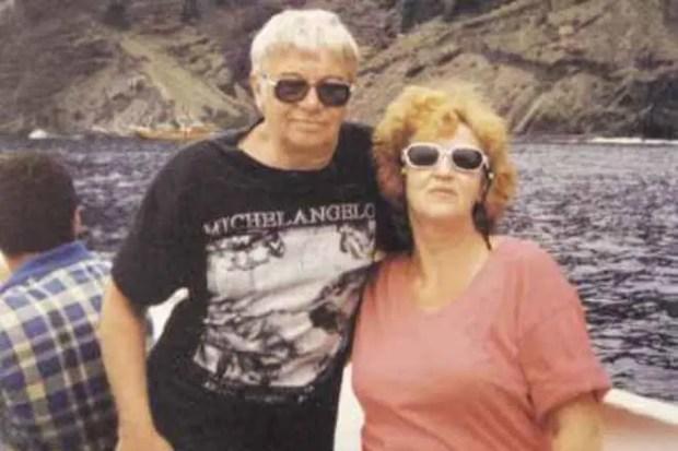 Александр Демьяненко с женой Людмилой