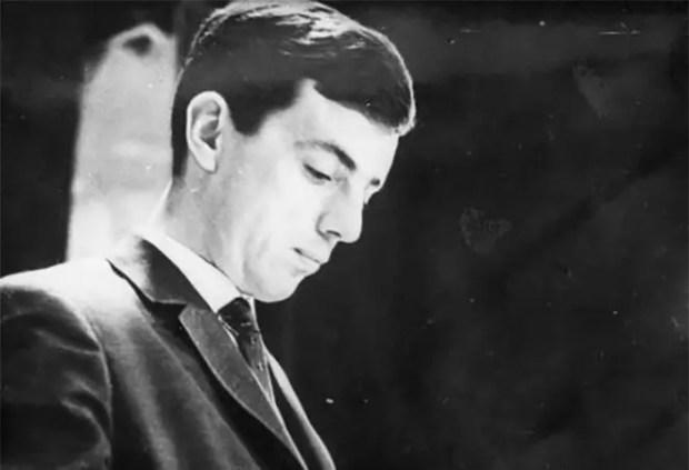 Раймонд Паулс в молодости
