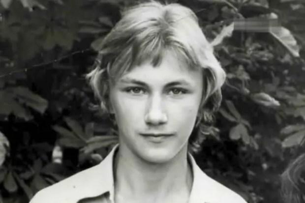 Игорь Николаев в молодости