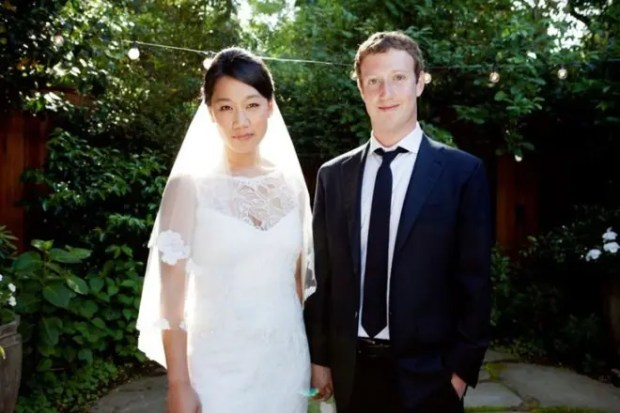 Присцилла Чан и Марк Цукерберг