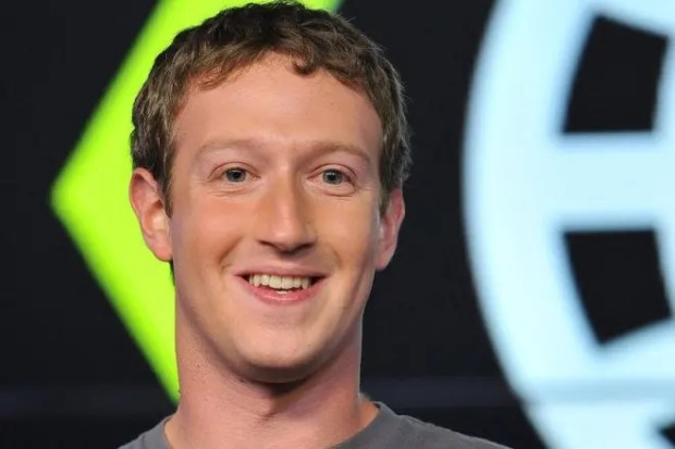 Основатель «Facebook» Марк Цукерберг