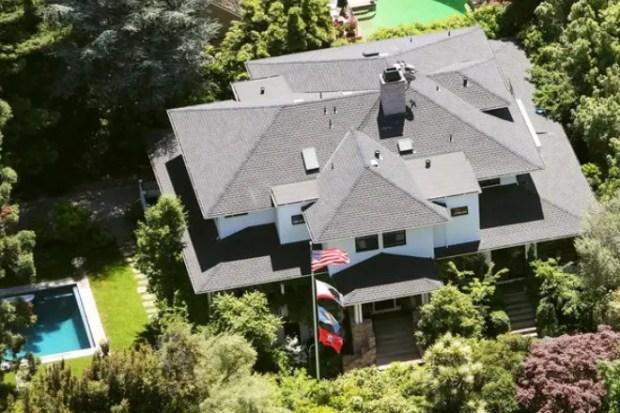 Дом Марка Цукерберга