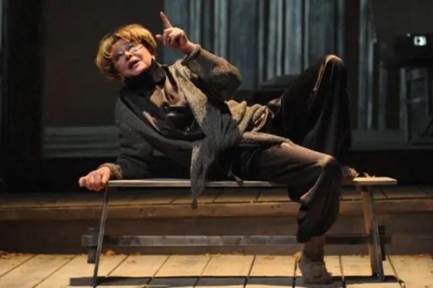 Марина Неелова в театре