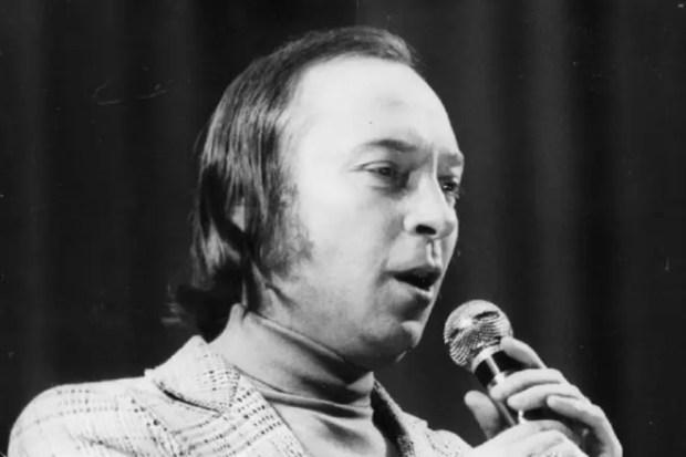 Валерий Ободзинский на сцене