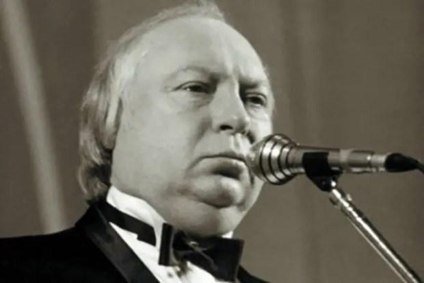 Валерий Ободзинский в конце карьеры