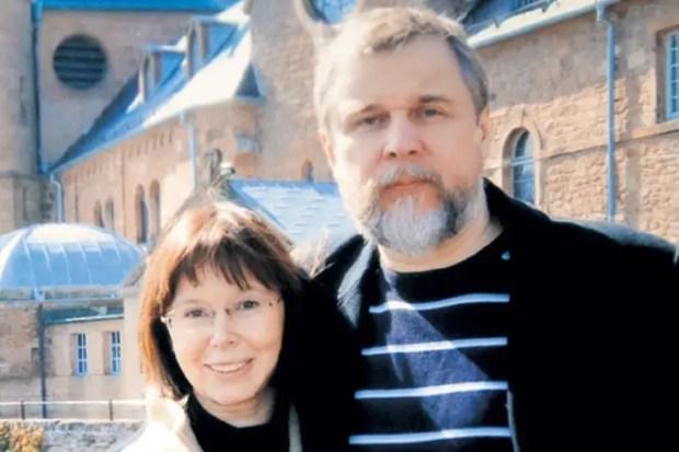 Евгения Симонова и Андрей Эшпай