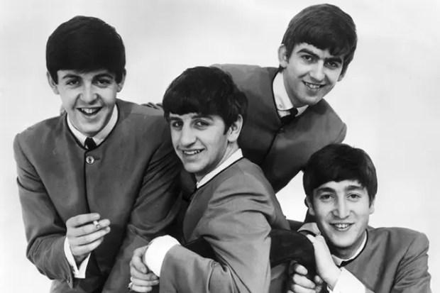 Имидж «The Beatles»