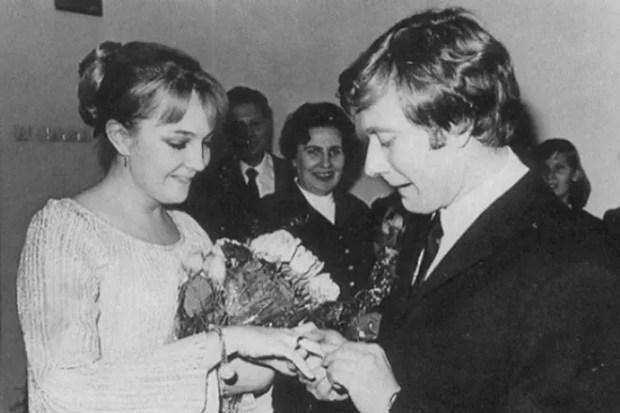 Андрей Миронов и Екатерина Градова