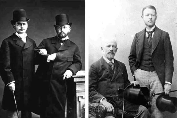 Петр Чайковский и его мужчины