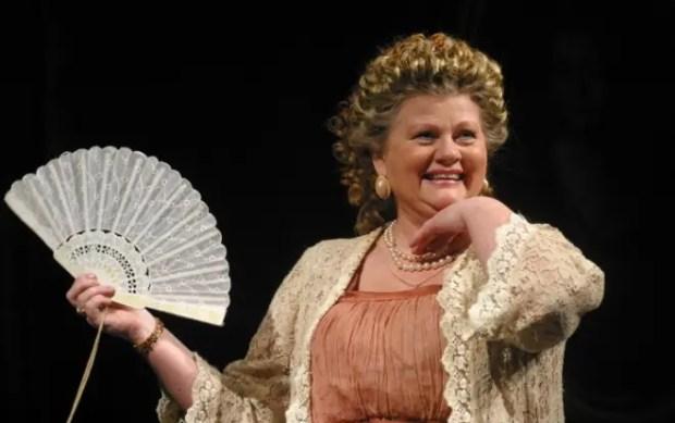Ирина Муравьева по-прежнему играет в театре