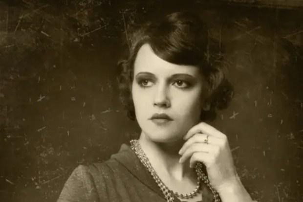 Фаина Раневская в молодости